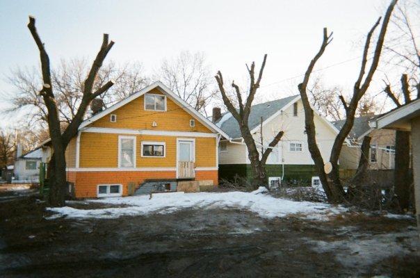 Edmonton houses