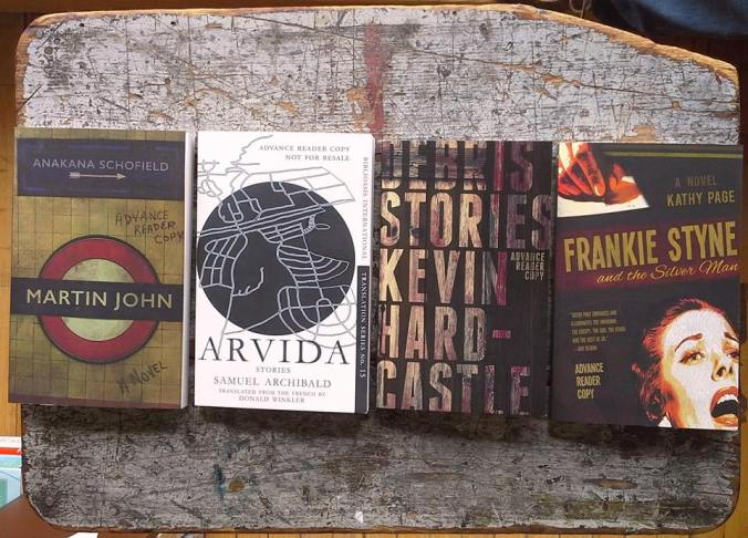Biblioasis Fall Lineup