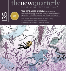 TNQ 135 Front Cover