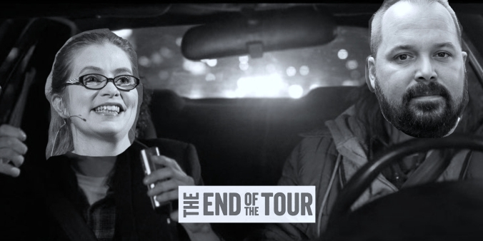 The End of the Tour - BW